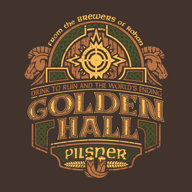 GOLDEN HALL PILSNER