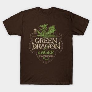 Green Dragon Lager