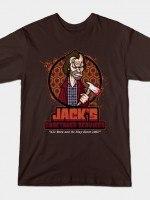 Jack's Caretaker Services T-Shirt