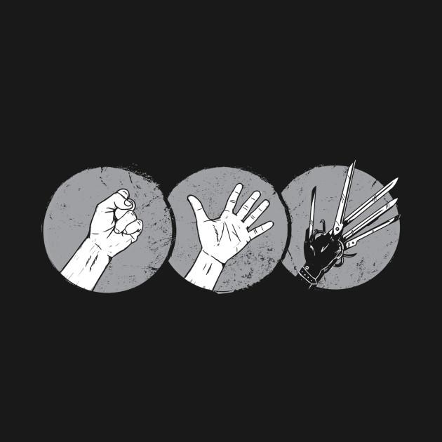 Rock, Paper, Scissorhands