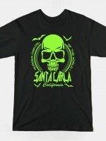 SANTA CARLA - MURDER CAPITAL OF THE WORLD ! T-Shirt