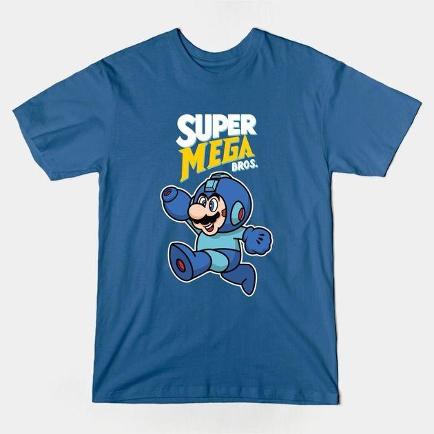 SUPER MEGA BROS