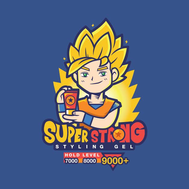 Super Strong Gel