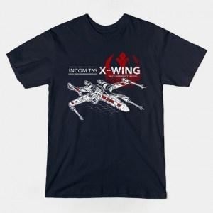 T-65 X-WING T-Shirt