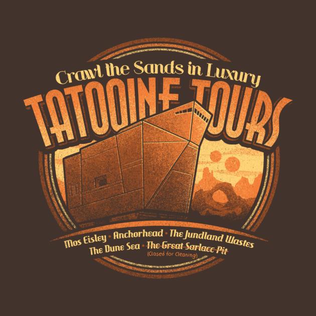 TATOOINE TOURS