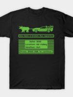 Delorean Trail T-Shirt