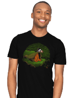 The Smuggler and the Fuzzball T-Shirt