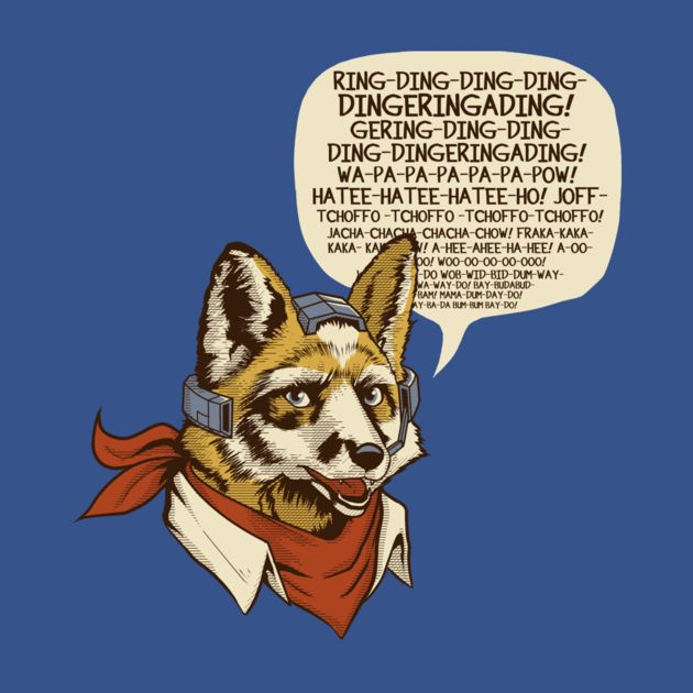 WHAT DOES THE STARFOX SAY