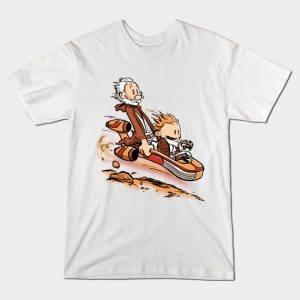 A LESS CIVILIZED AGE White T-Shirt
