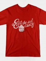 EAT THE SAD AWAY T-Shirt