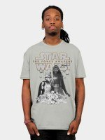 Force Awakens Sketch T-Shirt