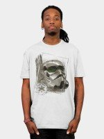 Imperial Stormtrooper Sketch T-Shirt
