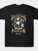 Skellingtons Craft Pumpkin Ale T-Shirt