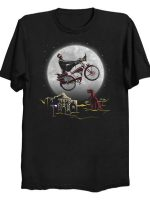 Pee-Wee Phone Home T-Shirt