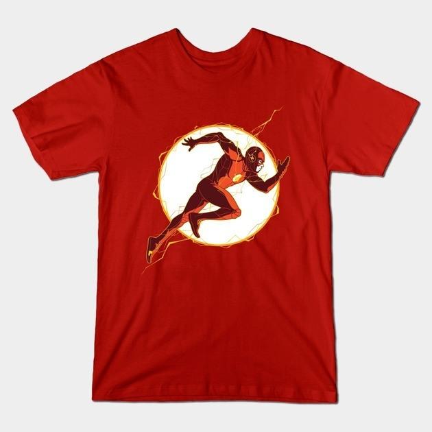 RUN BARRY RUN T-Shirt