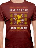 A Lion Always Wraps Their Gifts T-Shirt