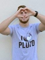 I Heart Pluto T-Shirt