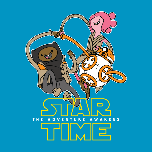 STAR TIME - THE ADVENTURE AWAKENS