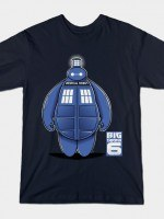 BIG TARDIS 6 T-Shirt