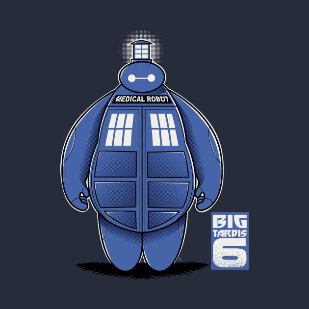 BIG TARDIS 6