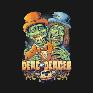 Dead and Deader Dead and Deader