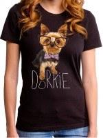 Dorkie Women's T-Shirt