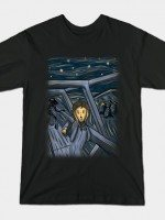 IN SPACE NO ONE CAN HEAR YOU SCREAM T-Shirt