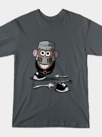 MR POTATO BLACK KNIGHT T-Shirt