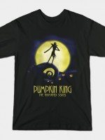 Animated Pumpkin King T-Shirt