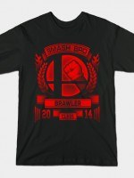 SMASH BRO - BRAWLER T-Shirt