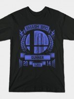 SMASH BRO - GUNNER T-Shirt