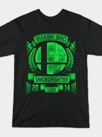 SMASH BRO - SWORDFIGHTER T-Shirt