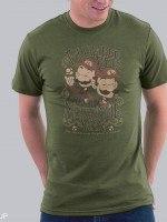 Super Movember Bros T-Shirt