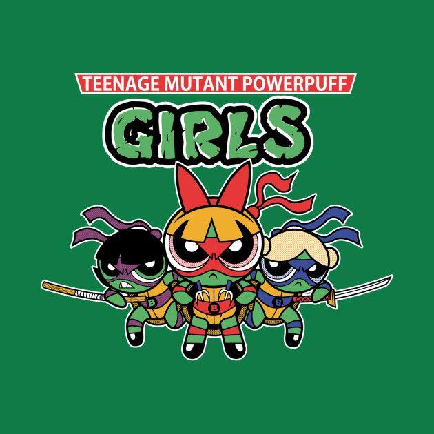 Powerpuff Girls New Design