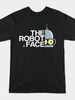 THE ROBOT FACE T-Shirt