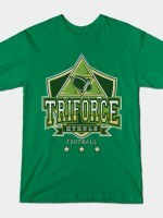 TRIFORCE FOOTBALL T-Shirt