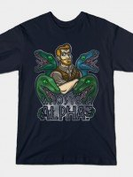WHO'S YOUR ALPHA T-Shirt