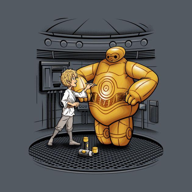 BIG HERO 3PO