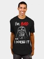 Bad Darth Vader T-Shirt