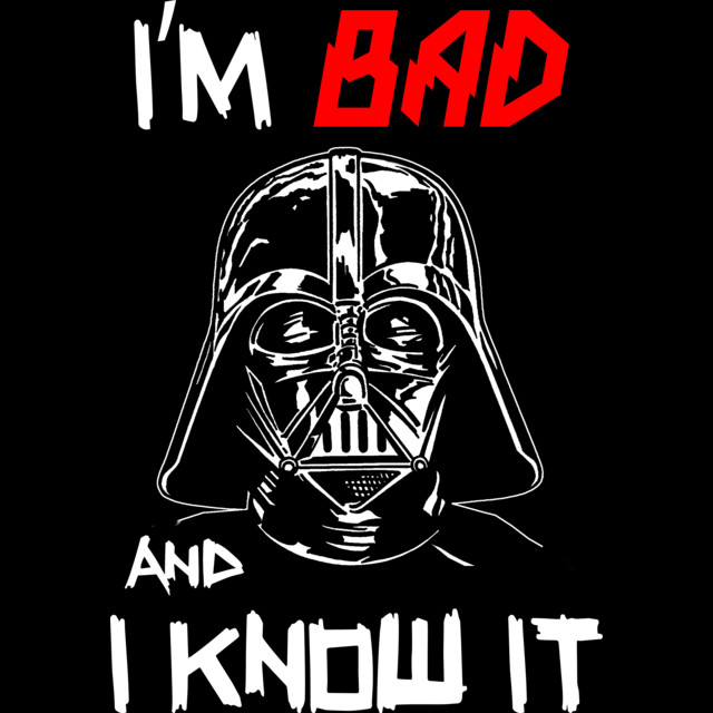 Bad Darth Vader