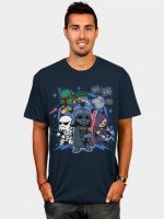 Darth Vader and Friends T-Shirt