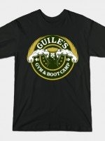 GUILE'S GYM & BOOT CAMP T-Shirt