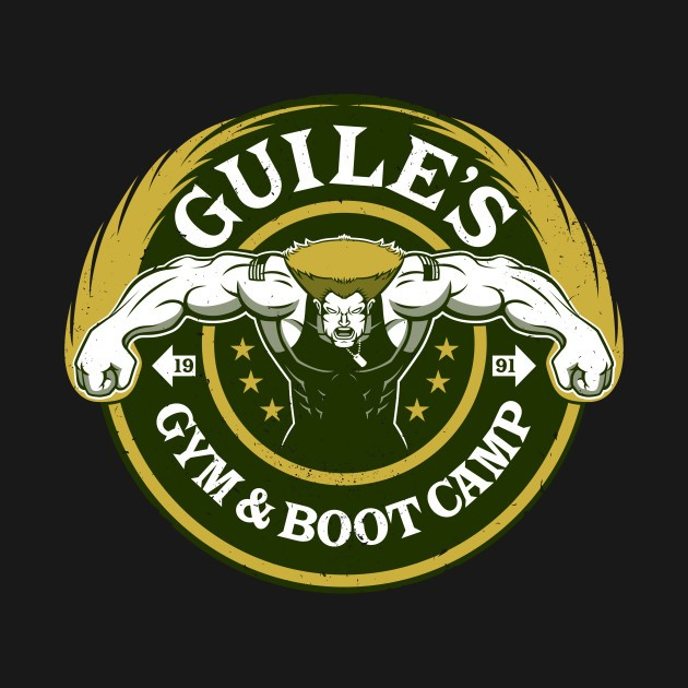 GUILE'S GYM & BOOT CAMP