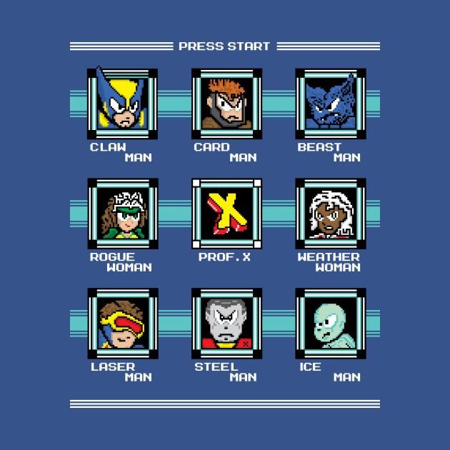 MEGA X-MAN