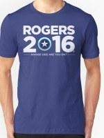Rogers 2016 T-Shirt