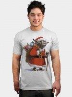 Santa Yoda T-Shirt