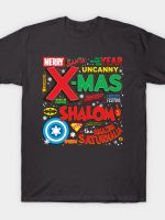 Geeky Holidays T-Shirt
