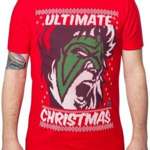 Ultimate Warrior Christmas