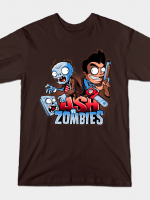 ASH VS ZOMBIES T-Shirt