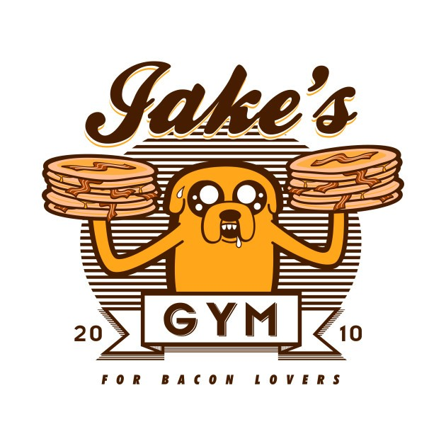 BACON LOVERS GYM